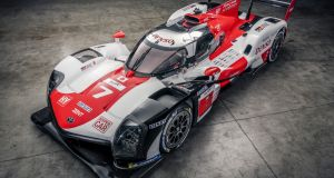Toyota's new GR010 will be blooded for the first time at the legendary Sebring race track in Florida, for the 1,000km race there on March 19th. Photograph: Volmeyer.com
