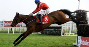 Envoi Allen will be looking to stay unbeaten at Punchestown on Sunday. Photograph: Lorraine O'Sullivan/Inpho