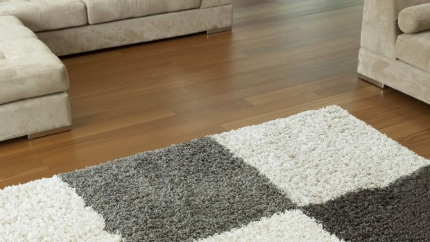 Rugs and carpets are a quick fix that will help your feet feel warmer