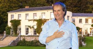 Take a look inside Chris de Burgh's Wicklow mansion