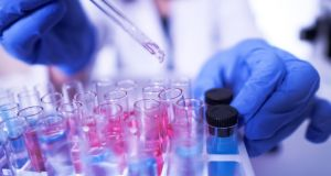 Irish scientists found  that a specific molecule could selectively kill the cells of triple negative breast cancer while sparing normal cells. Photograph: iStock