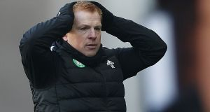 Celtic manager Neil Lennon said no apology needed to be made for the trip. Photo: Ian MacNicol/Getty Images