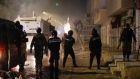 Tunisians clash with police in wake of Arab Spring anniversary