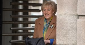 Minister for Social Protection Heather Humphreys: it has always been clear the payment would be treated as income by Revenue. File photograph: Dara Mac Donaill