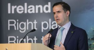 IDA Ireland CEO Martin Shanahan: the report  warns of an emerging concentration risk in targeting too many US companies in too few sectors. File photograph: Chris Bellew/Fennell