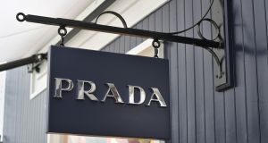 Prada made the announcement, a week after appointing Ms Zheng a brand ambassador, after coming under heavy criticism on Chinese social media. Photograph: iStock