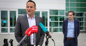 Tánaiste Leo Varadkar accepted that the GP contract leak was wrong and apologised for it, but insisted that it was not confidential or significant information. Photograph: Crispin Rodwell