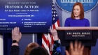 White House press secretary promises 'transparency and truth' in new role