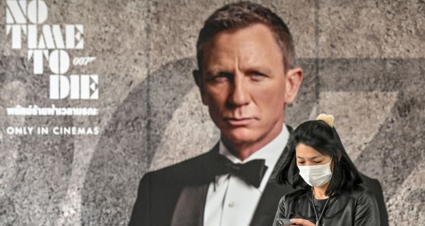 No Time to Die, Daniel Craig's final James Bond movies, will not be released until October. Photograph: Mladen Antonov/AFP via Getty