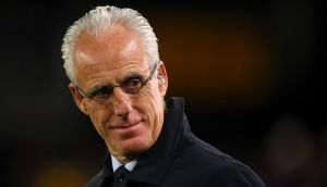 Mick McCarthy is set to be appointed Cardiff manager. Photo: Robbie Jay Barratt - AMA/Getty Images