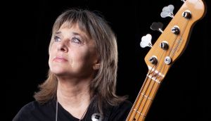 Suzi Quatro: 'I didn't go out there to change the world. All I wanted to do was play.' Photograph: Richard Ecclestone/Redferns/Getty