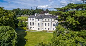 Liss Ard has 25 rooms and can accommodate 60 guests across the main house, a lakeside lodge and four mews houses