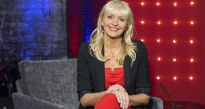 Broadcaster Miriam O'Callaghan will present the awards ceremony next month. Photograph: RTÉ