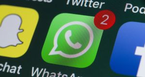 'The exodus was so large that WhatsApp has been forced to delay the implementation of the new terms.' Photograph: iStock