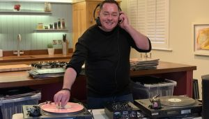 Chef Neven Maguire: 'I think people were a bit shocked when I shared a video with some of my old records playing.'