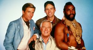 The Music Quiz: Which 1980s pop icon appeared on The A-Team?