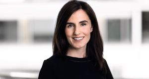 "Personio chief revenue officer Geraldine MacCarthy: ""I think it is a really exciting time for HR at the moment in terms of the digital journey being undertaken"""