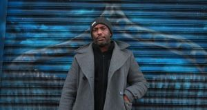 Ferdinand Onwumere was evicted from a property in Dublin last December. Photograph: Laura Hutton
