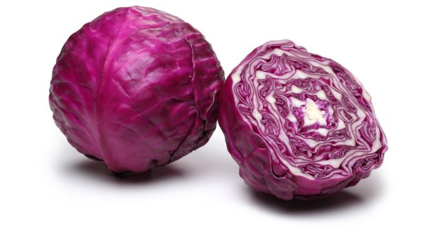 This week was the tipping point when the sixth red cabbage arrived. Photograph: iStock