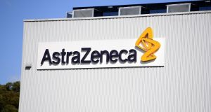 AstraZeneca was allocated €336 million in public EU funding to help the development and production of its vaccine in collaboration with Oxford University. Photograph: EPA