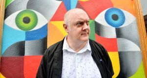 'Hang on, am I adopted?'  Dara Ó Briain has spoken publicly for the first time about his adoption. Photograph: Alan Betson / The Irish Times