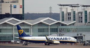 Ryanair is challenging more than a dozen state bailouts for airlines across Europe. Photograph: PA