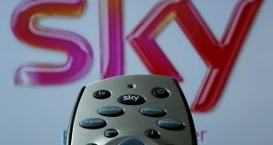 Comcast-owned Sky has 23.9m customers across Europe. Photograph: Chris Radburn/PA Wire