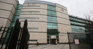 An external view of Belfast Magistrates' Court. File photograph: PA Wire