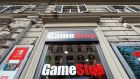 The traders who had piled into GameStop were part of a frenzy that originated on a Reddit message board. Photograph: EPA. Photograph: Alessia Pierdomenico/Bloomberg