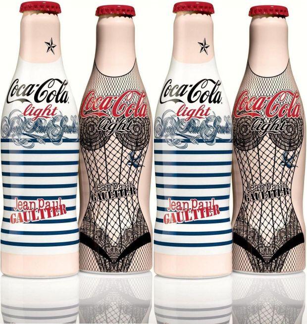 'It has been a spectacular success': Jean Paul Gaultier Diet Coke in 2012