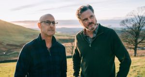 Virgin Media Dublin International Film Festival 2021: Stanley Tucci and Colin Firth in Harry Macqueen's Supernova