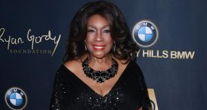 Mary Wilson arrives for the Ryan Gordy Foundation 60 Years of Motown Celebration at the Waldorf Astoria in Beverly Hills on November 11th, 2019. File photograph: Mark Ralston/AFP via Getty