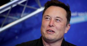 Elon Musk – the world's greatest gift to cryptocurrencies?  Photograph: AP
