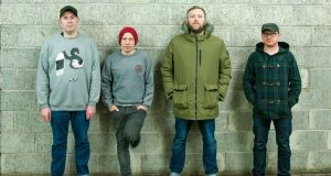 Scottish band Mogwai have just released their 10th album As the Love Continues.