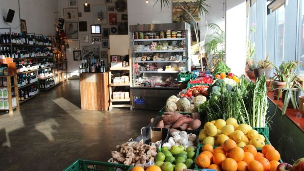 You can do some food shopping as well as pick up dinner at The Fumballly, in Dublin 8.