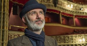 Tommy Tiernan: his revealing interviews show the power of really listening to the other person.  If we are open-minded and honest, important truths are revealed to us.  Photograph: Brenda Fitzsimons