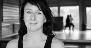 Dancer and choreographer Emma O'Kane who has died aged 44. Photograph : Conor Horgan
