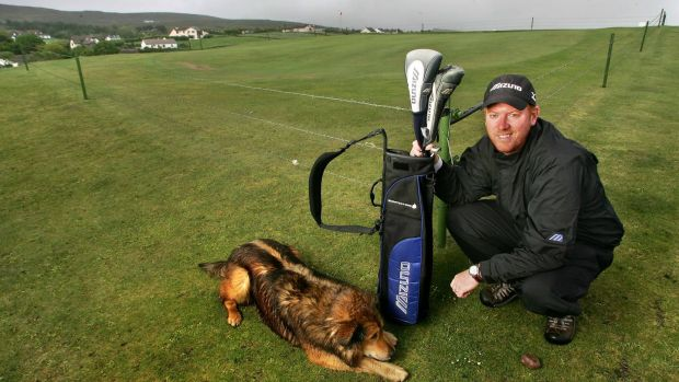 Tom Coyne followed A Course Called Ireland with A Course Called Scotland and A Course Called America. Photograph: Inpho