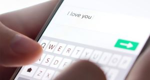 The average amount lost by people fooled by romance scams came to €18,000 last year, according to FraudSmart, the banking sector's fraud awareness initiative. Photograph: iStock
