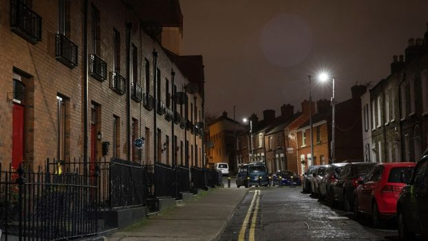 Rutland Street Lower in Dublin's north inner-city.Photograph: Crispin Rodwell