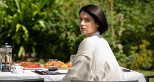 Eve Hewson in Behind Her Eyes, streaming from Wednesday on Netflix