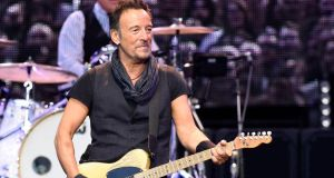Bruce Springsteen was arrested in New Jersey in November 2020 on a charge of driving while intoxicated, authorities said. File Photograph: Ander Gillenea/AFP via Getty Images
