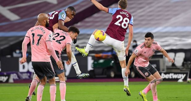 Jesse Lingard Inspires West Ham As They Brush Off Sheffield United