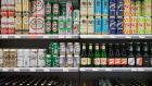 The Seanad heard that minimum unit pricing aims to combat harmful drinking. File photograph: Getty