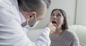 Neither the World Health Organisation or the US Centre for Disease Control lists Covid tongue as a recognised sign of coronavirus infection. Photograph: iStock