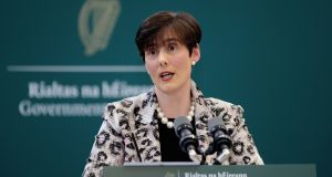 Minister Norma Foley was due to brief Ministers  at a  Cabinet committee meeting on education. Photograph: Maxwells