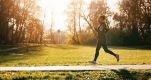 Just moving from the least-active group to the not-quite-as-inactive group dropped the risk of heart disease by almost 30 per cent. Photograph: iStock
