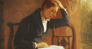 Portrait of John Keats by Joseph Severn.  Photograph: DeAgostini/Getty Images