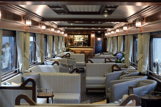End Of The Line For Ireland S Luxury Sleeper Train