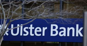 Permanent TSB and AIB, in both of which the Government has majority stakes, are on track to say on Friday that they are in talks to buy parts of Ulster Bank's €20.5 billion loan book in the Republic. Photograph Nick Bradshaw
